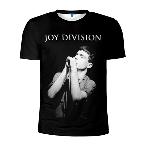 Мужская футболка 3D спортивная Joy Division