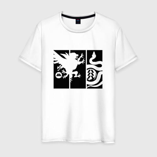 Мужская футболка хлопок DESTINY GUARDIAN