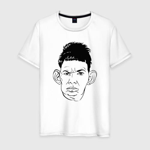 Мужская футболка хлопок Глад Валакас