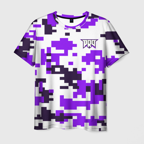 Мужская футболка 3D pro100