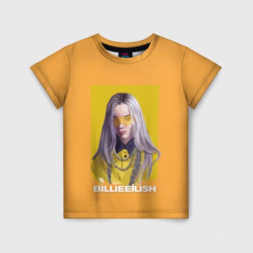 Детская футболка 3D Billie Eilish