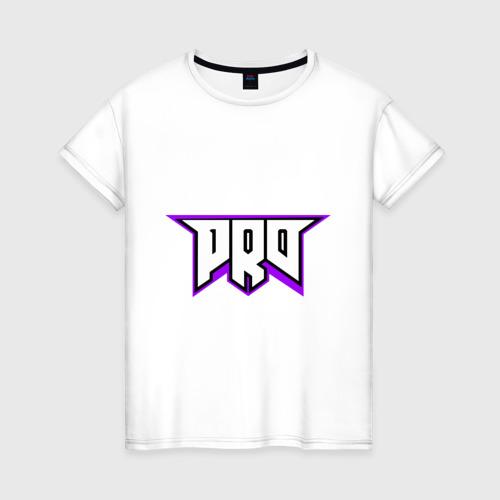 Женская футболка хлопок pro100