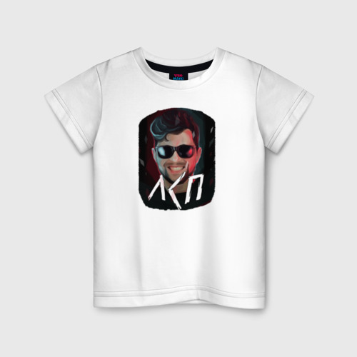 Детская футболка хлопок LSP