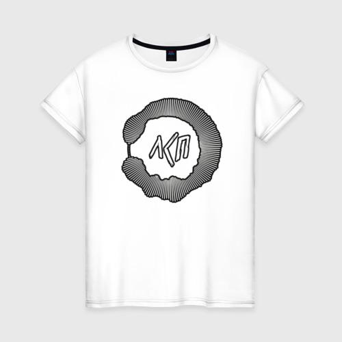 Женская футболка хлопок LSP