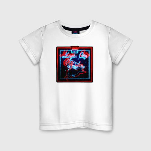 Детская футболка хлопок LSP - Magic City