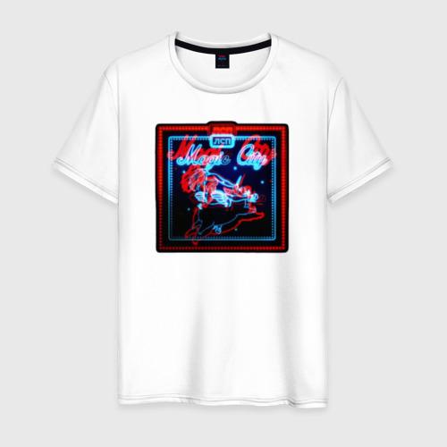 Мужская футболка хлопок LSP - Magic City
