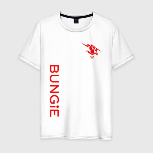 Мужская футболка хлопок BUNGIE