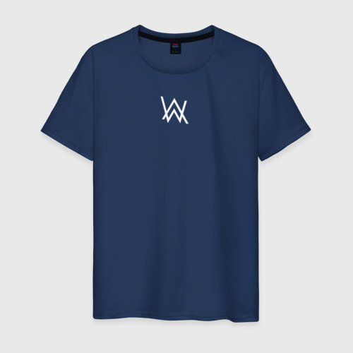 Мужская футболка хлопок ALAN WALKER   АЛАН УОКЕР