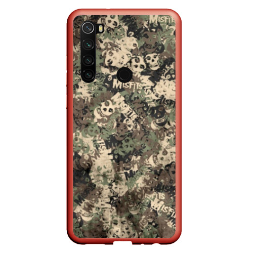 Чехол для Xiaomi Redmi Note 8 Misfits камуфляж