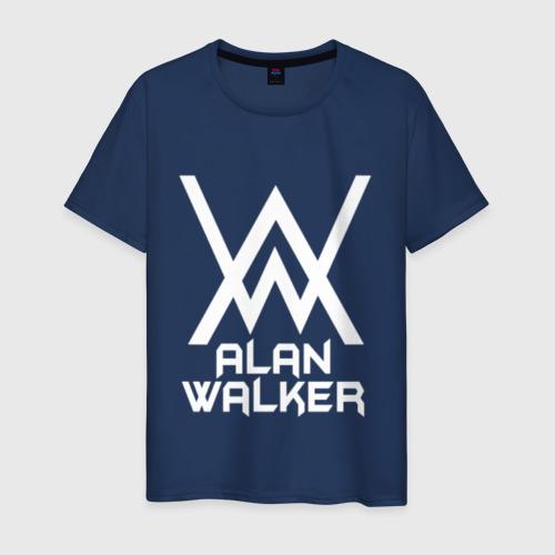 Мужская футболка хлопок Alan Walker