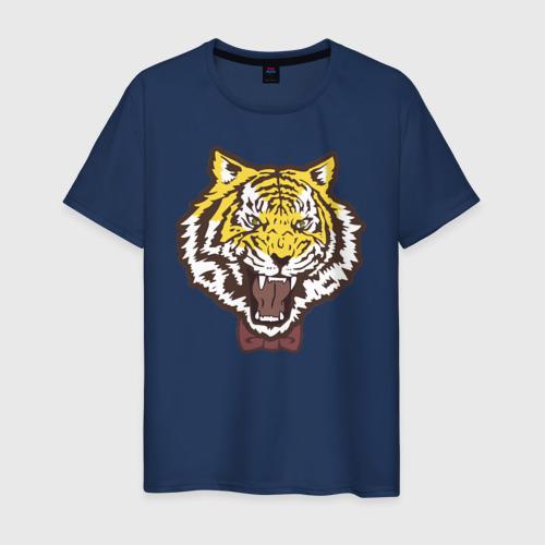 "Мужская футболка хлопок Yuri Plisetsky Style ""Tiger"""
