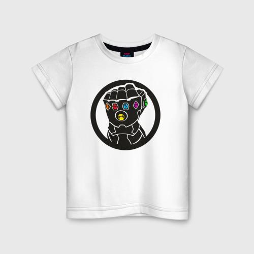 Детская футболка хлопок Infinity Gauntlet