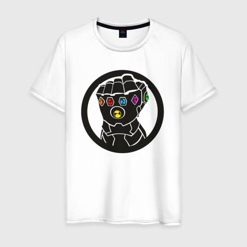 Мужская футболка хлопок Infinity Gauntlet
