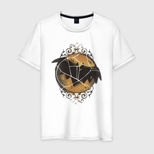Мужская футболка хлопок Летучая Мышь