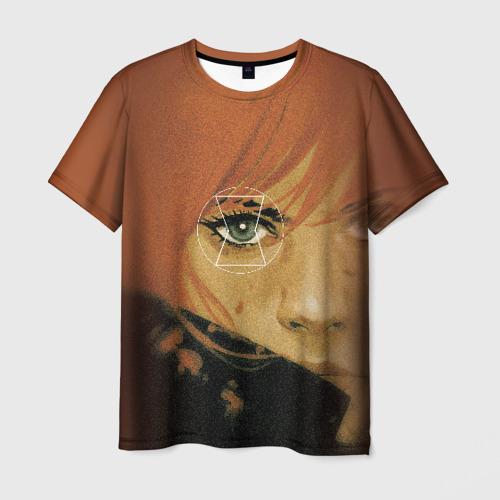 Мужская футболка 3D Черная Вдова