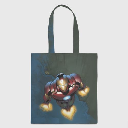 Шоппер 3D Iron man