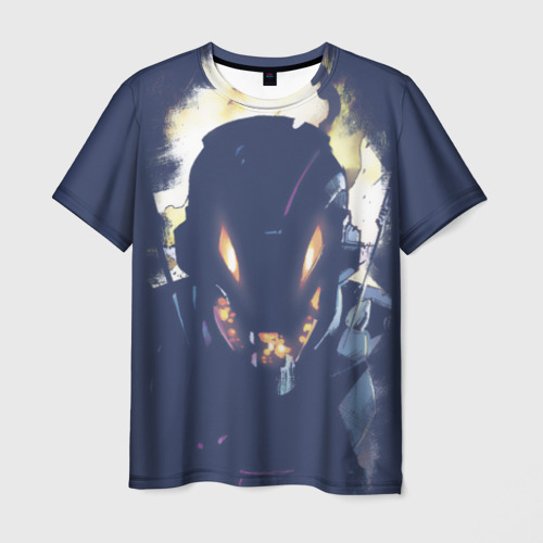 Мужская футболка 3D Ultron
