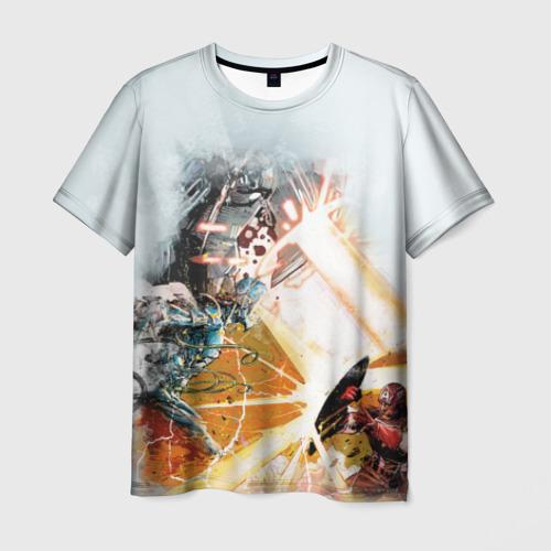 Мужская футболка 3D Альтрон