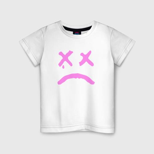 Детская футболка хлопок LIL PEEP