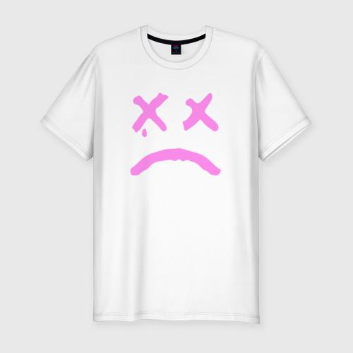 Мужская футболка премиум LIL PEEP