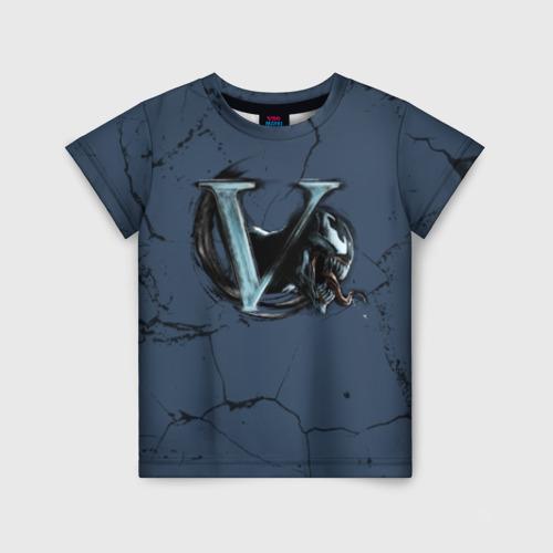 Детская футболка 3D V-Venom