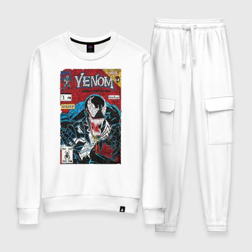 Женский костюм хлопок Venom