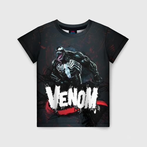 Детская футболка 3D VENOM