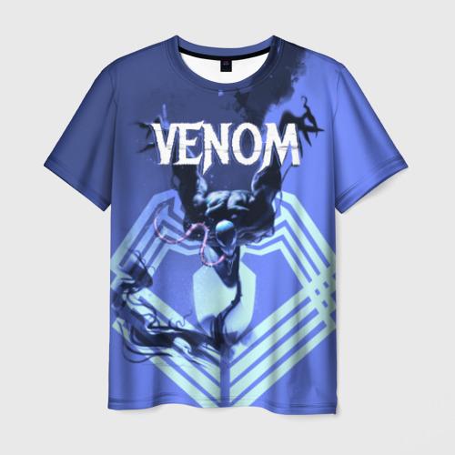 Мужская футболка 3D VENOM