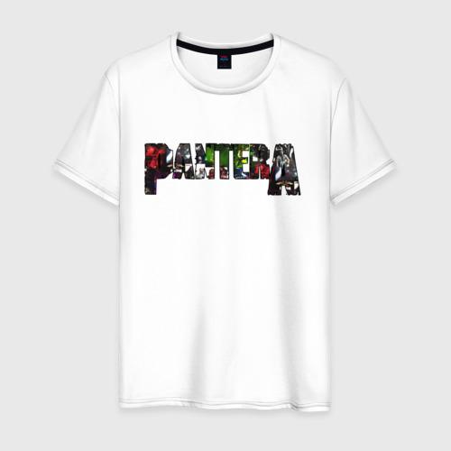Мужская футболка хлопок Pantera