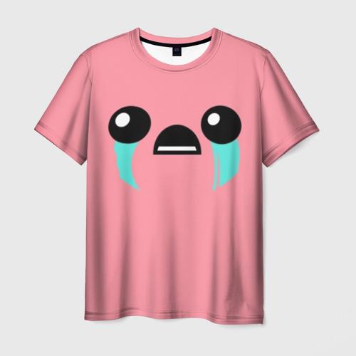 Мужская футболка 3D BibleThump   эмодзи Твич