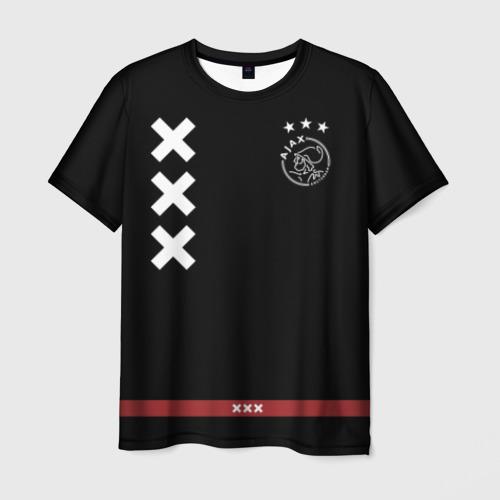 Мужская футболка 3D Ajax Amsterdam