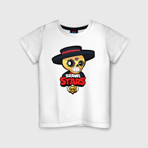 Детская футболка хлопок Brawl Stars 8