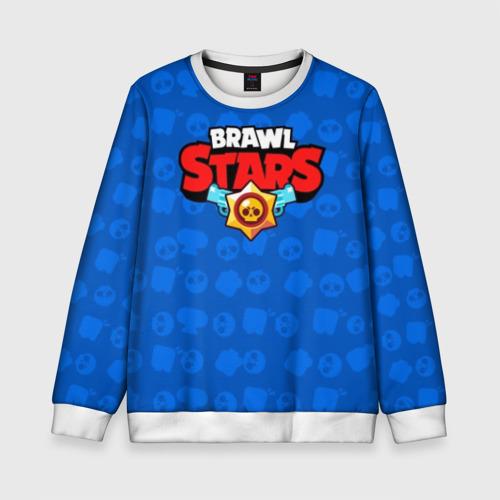 Детский свитшот 3D Brawl Stars 12