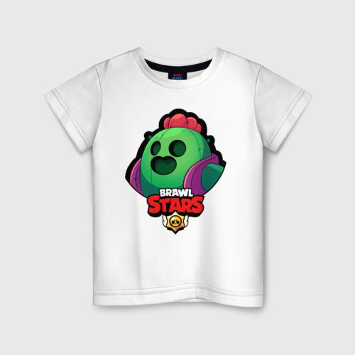 Детская футболка хлопок Brawl Stars 5