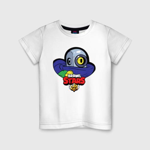 Детская футболка хлопок Brawl Stars 7