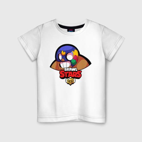 Детская футболка хлопок Brawl Stars 6