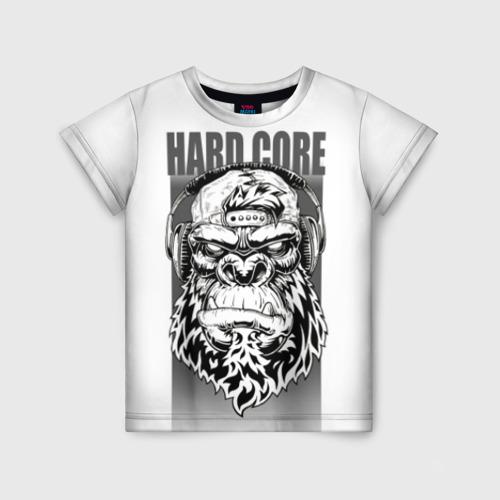 Детская футболка 3D HARD CORE