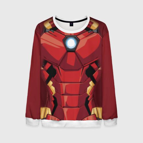 Мужской свитшот 3D Iron Man costume