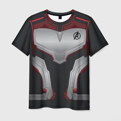 Мужская футболка 3D Avengers uniform