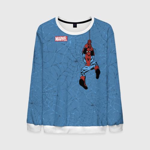 Мужской свитшот 3D Spider-man