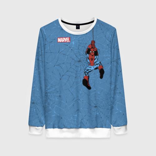 Женский свитшот 3D Spider-man