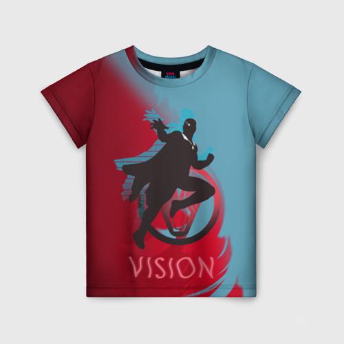Детская футболка 3D Vision