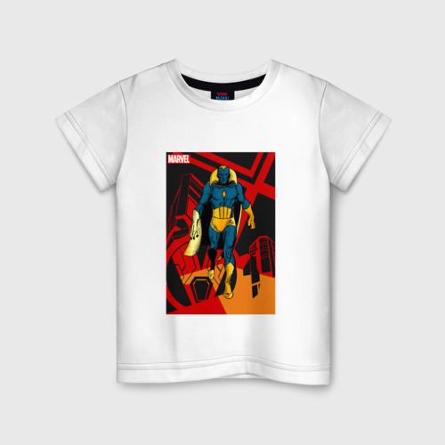 Детская футболка хлопок Vision