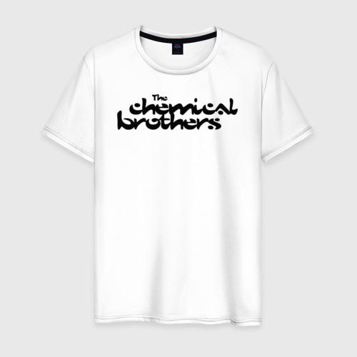 Мужская футболка хлопок The Chemical Brothers