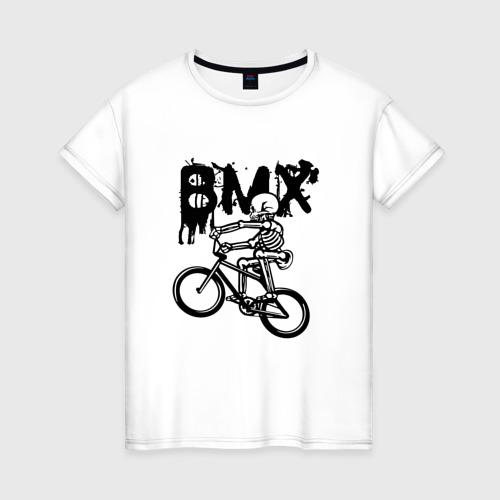 Женская футболка хлопок BMX