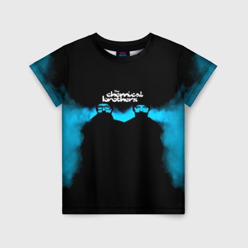 Детская футболка 3D The Chemical Brothers