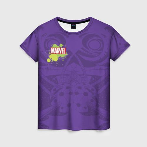 Женская футболка 3D Doctor Strange symbol