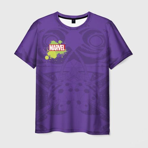 Мужская футболка 3D Doctor Strange symbol