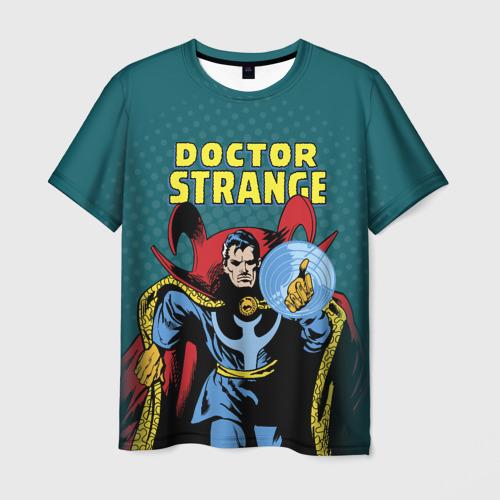 Мужская футболка 3D Doctor Strange