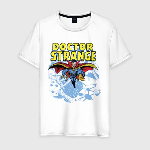 Мужская футболка хлопок Doctor Strange